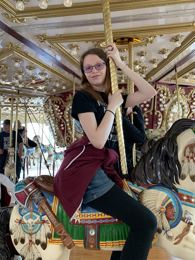 Madeline Reitsma on Carousel