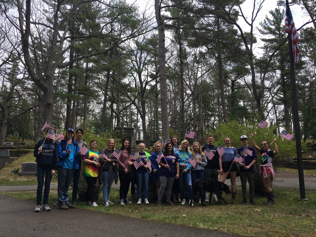 NHS at Pentwater Township Cemetery