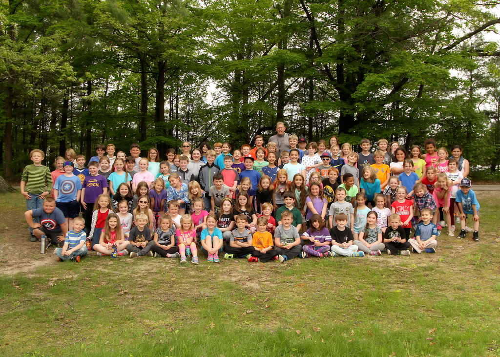 KG-5th Grade Track & Field Day