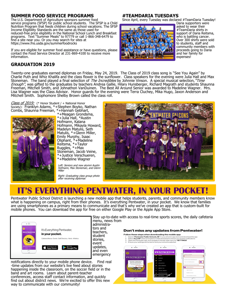 June 2019 Newsletter Page 3