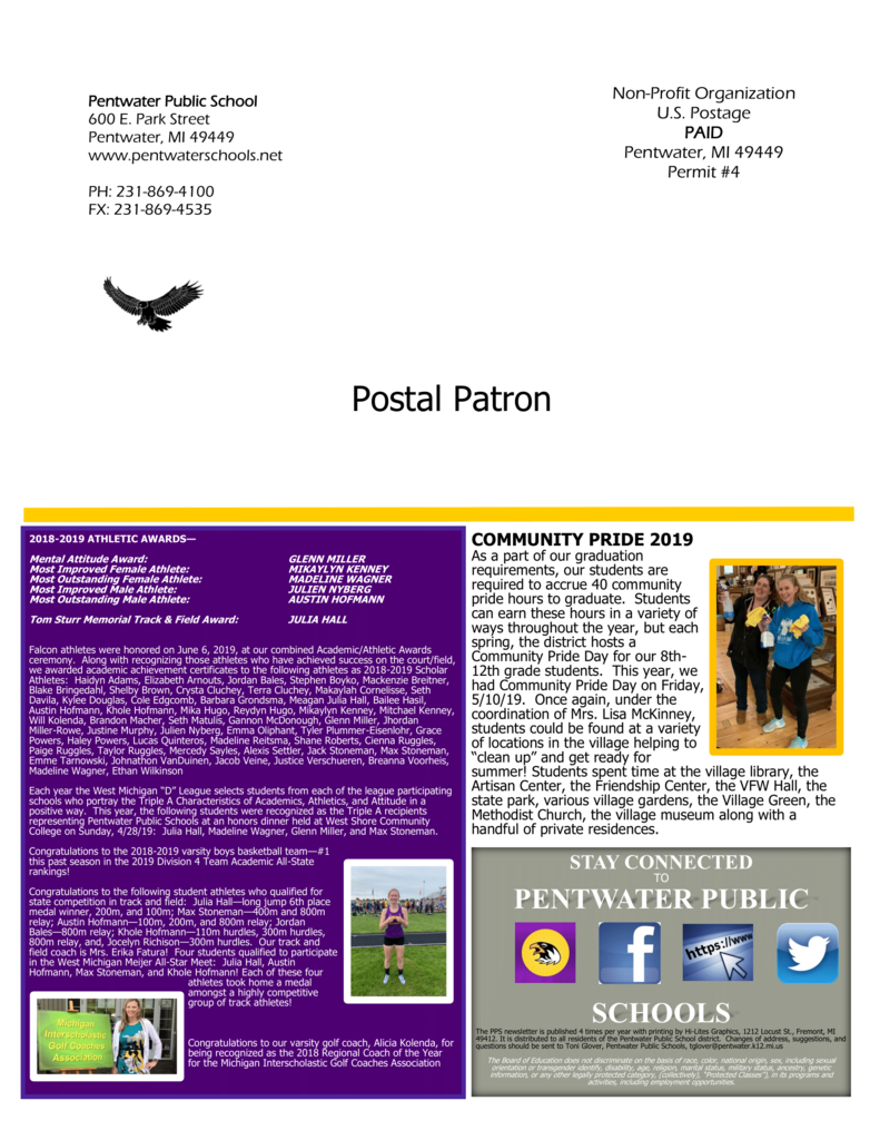 June 2019 Newsletter Page 4