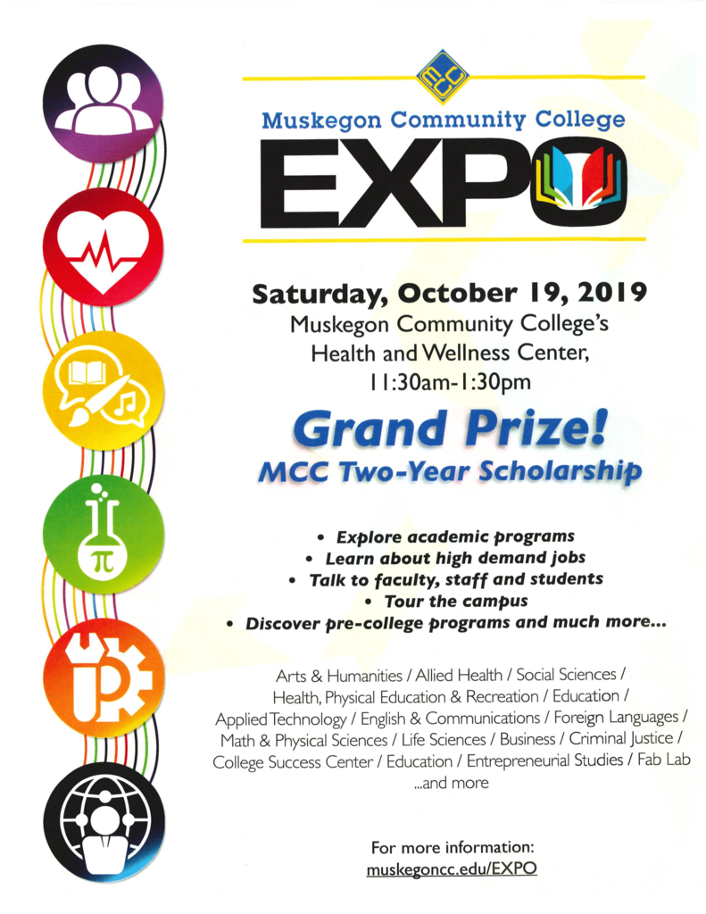Muskegon Community College Expo